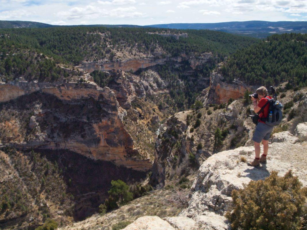 Pitarque gorge daywalk