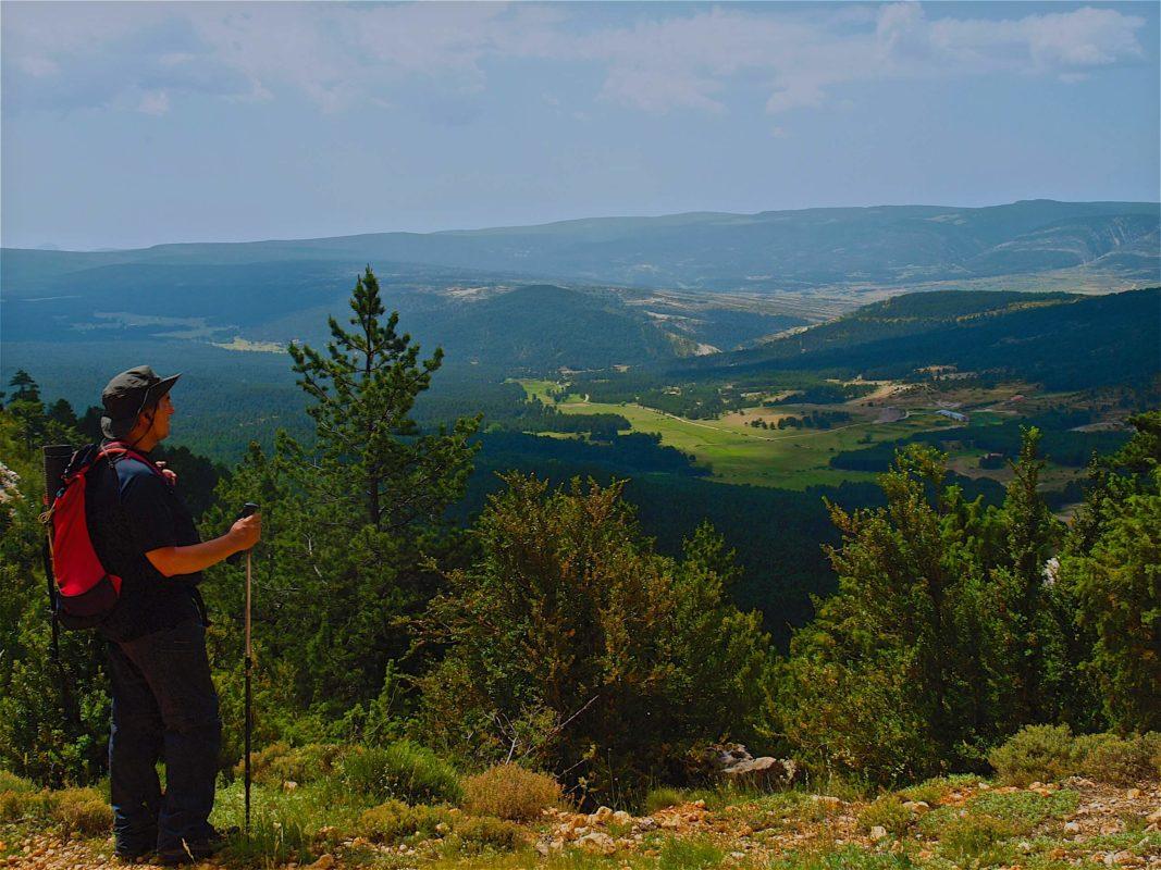 Maestrazgo Spanish landscape