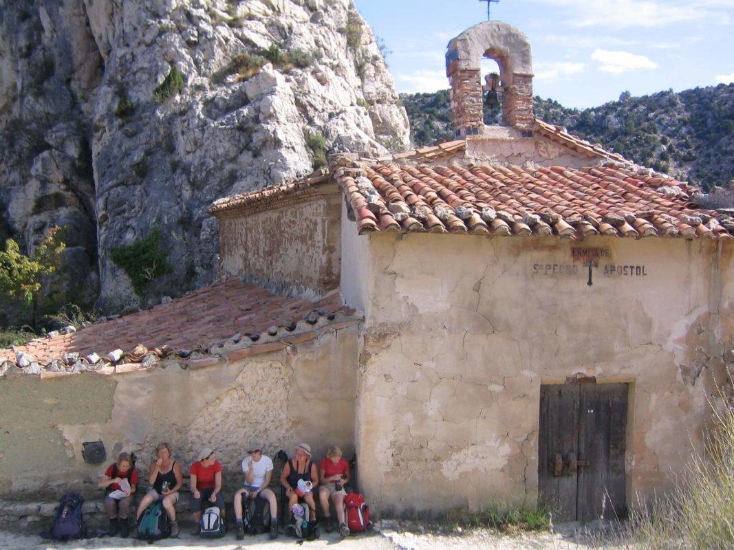 Traditional chapel pilgrimage