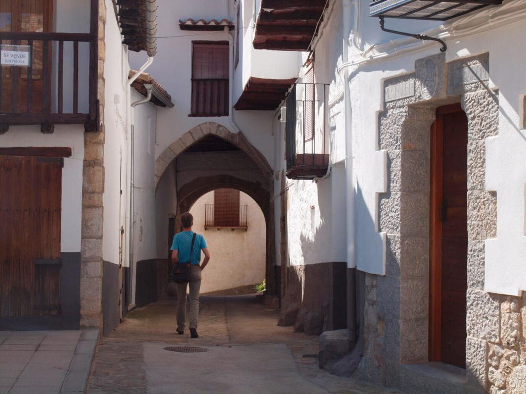 Beceite medieval village