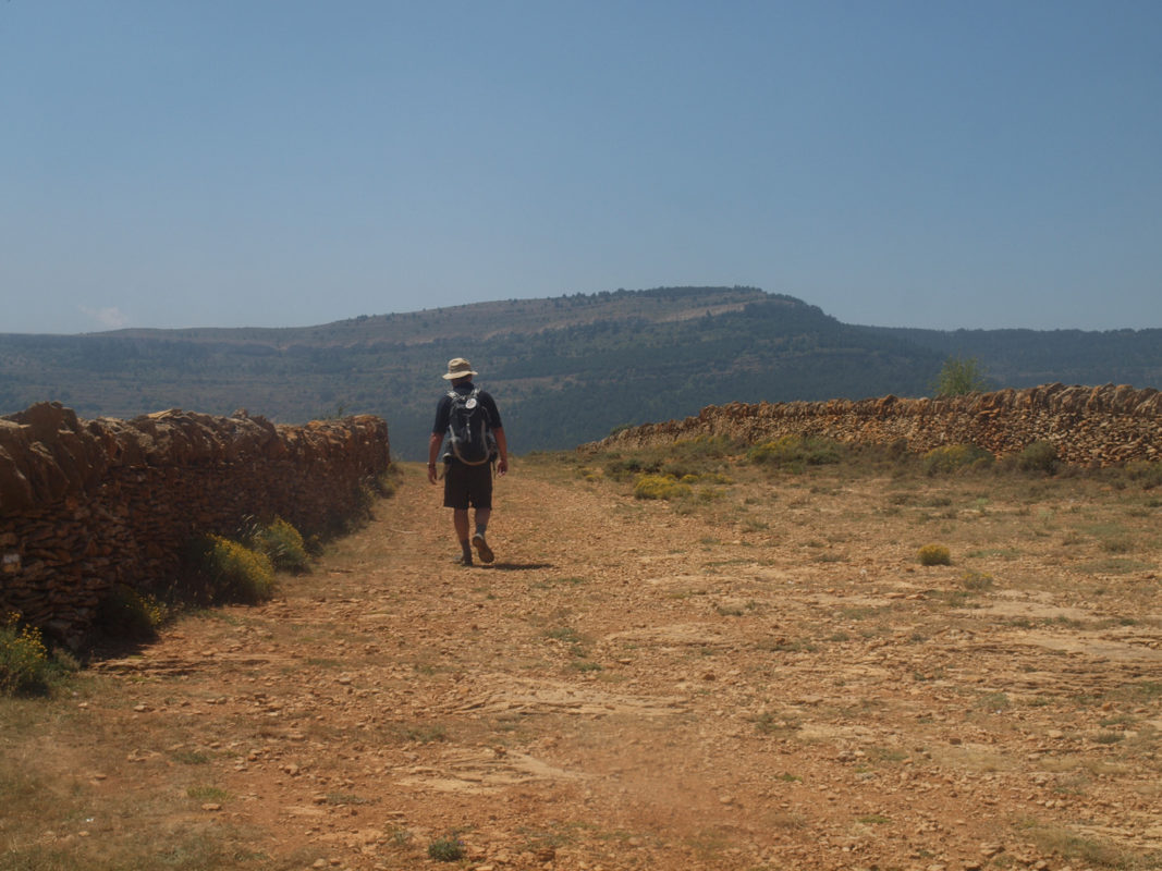 Ruta Piedra seca Iglesuela del Cid