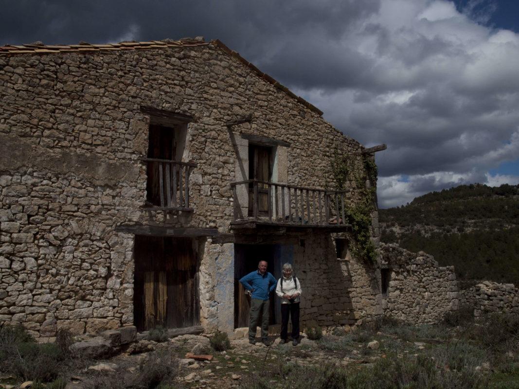 Vallibona farm house
