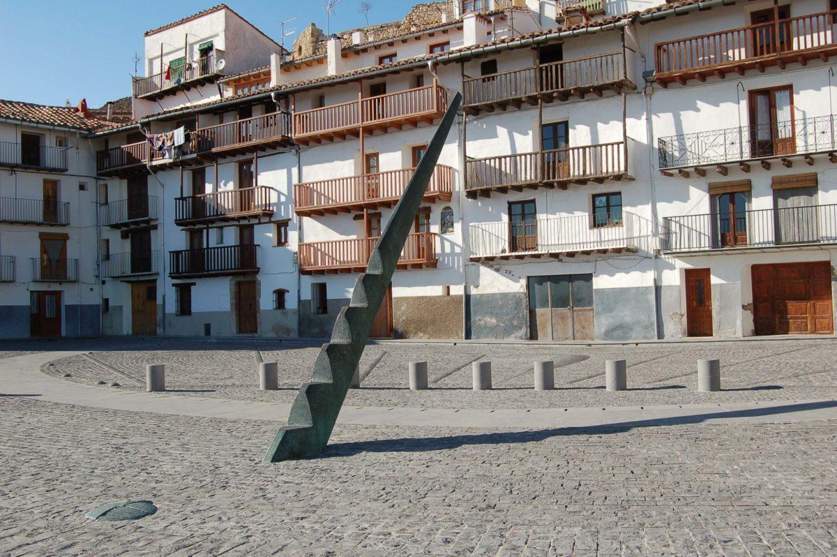 Morella templar town