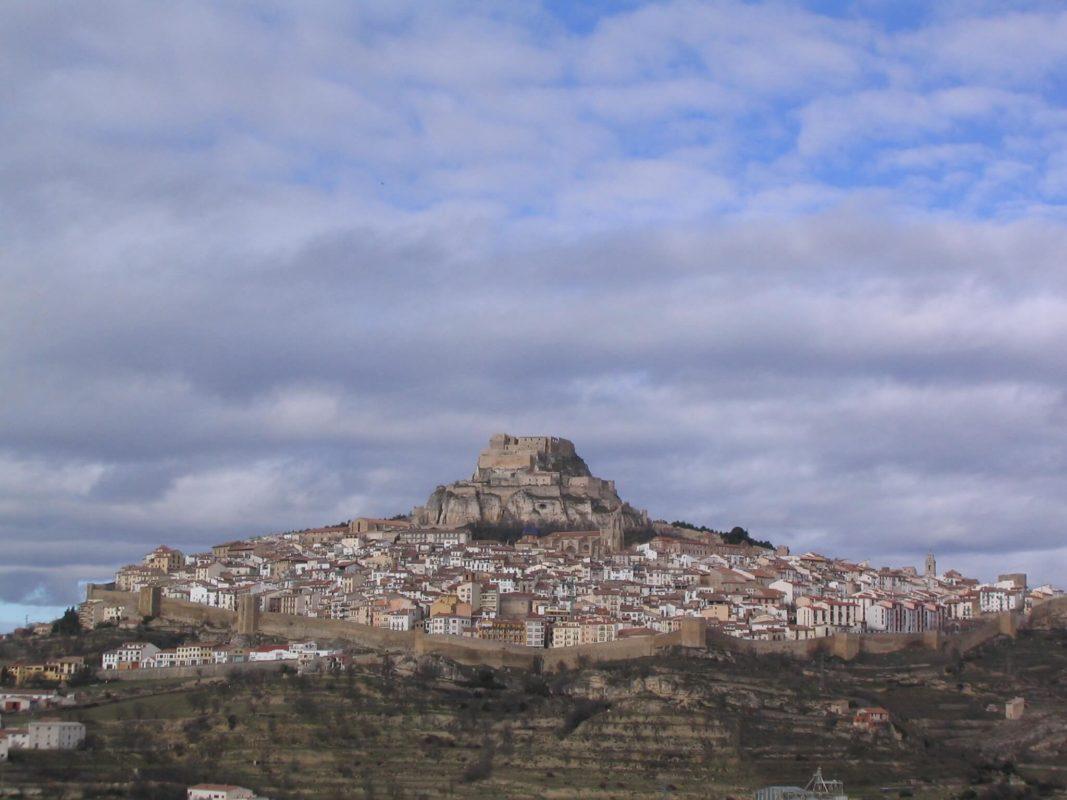 Morella town