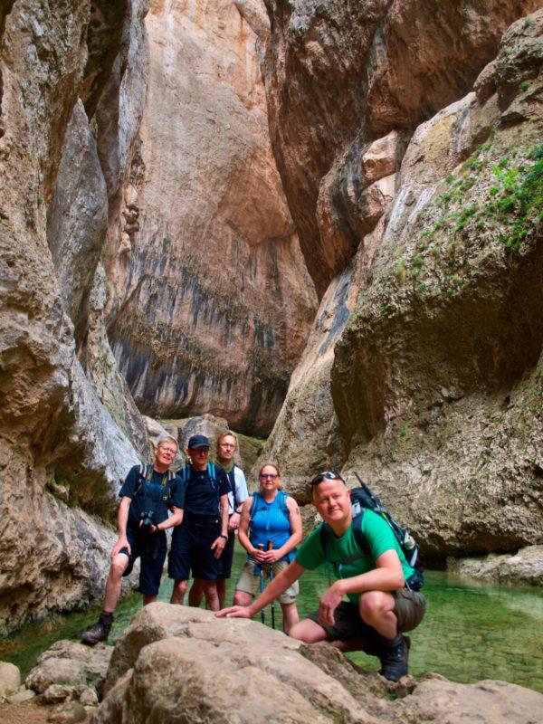 Parrizal Gorge