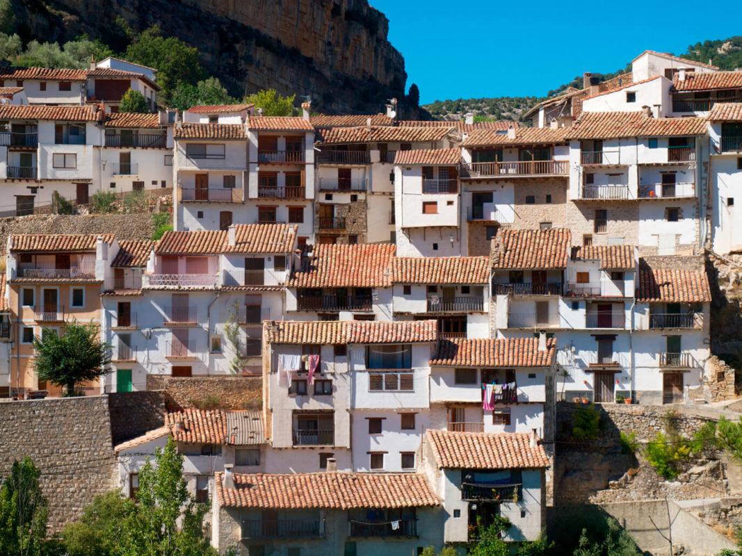Vallibona village