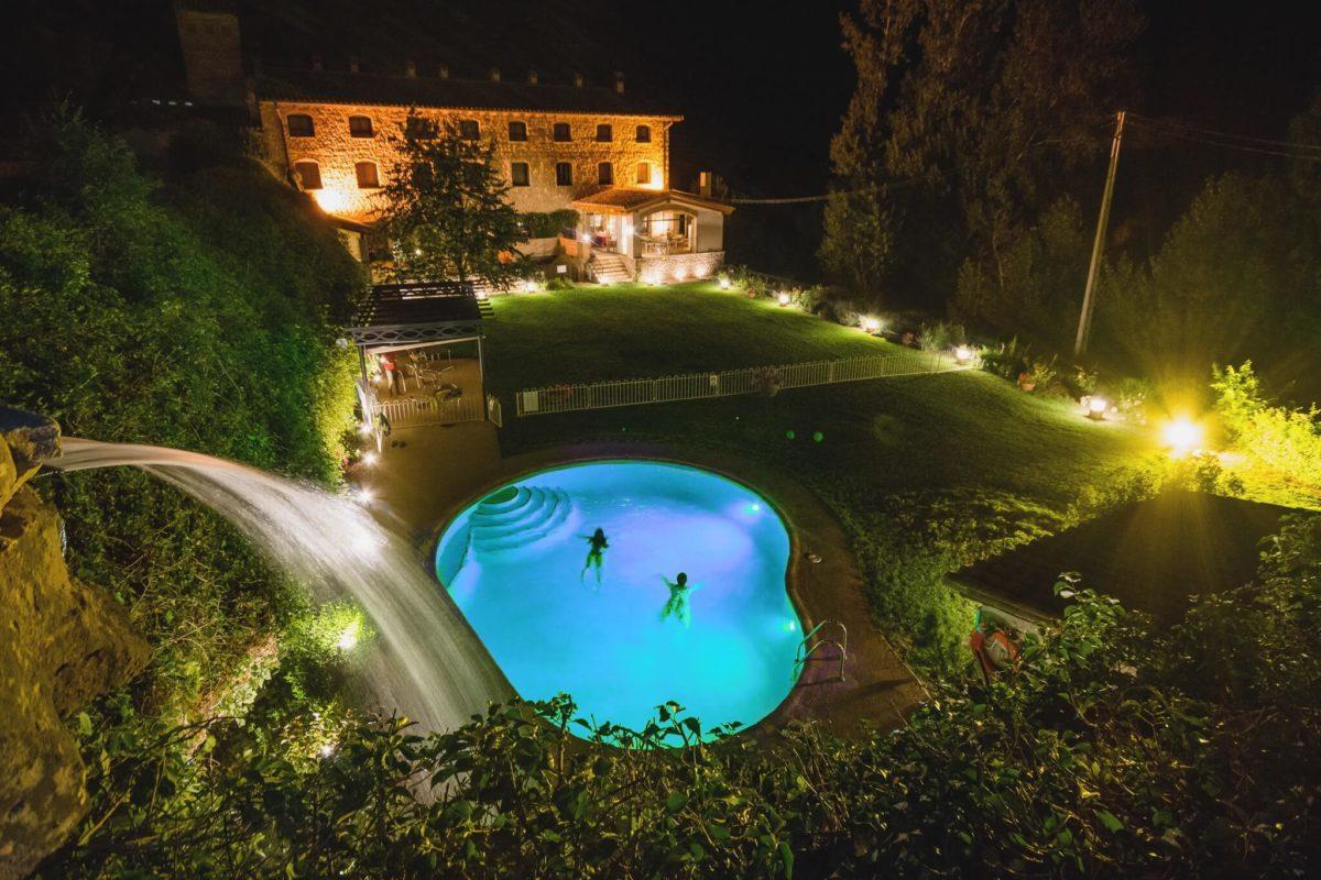 Beceite Font del Pas hotel