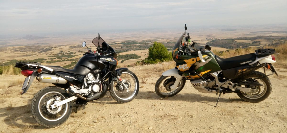 Bajo Aragon landscape