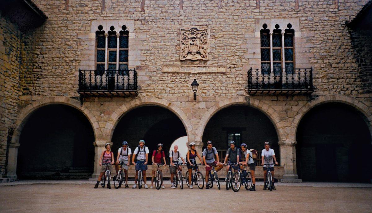 Cantavieja cycling Maestrazgo