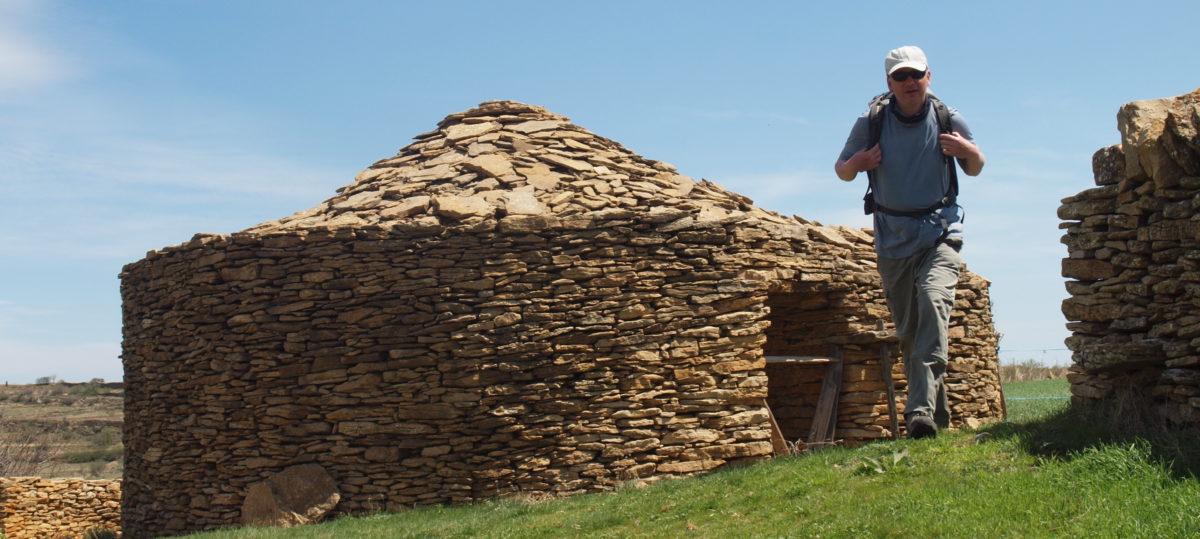 cantavieja maestrazgo dry stone walling