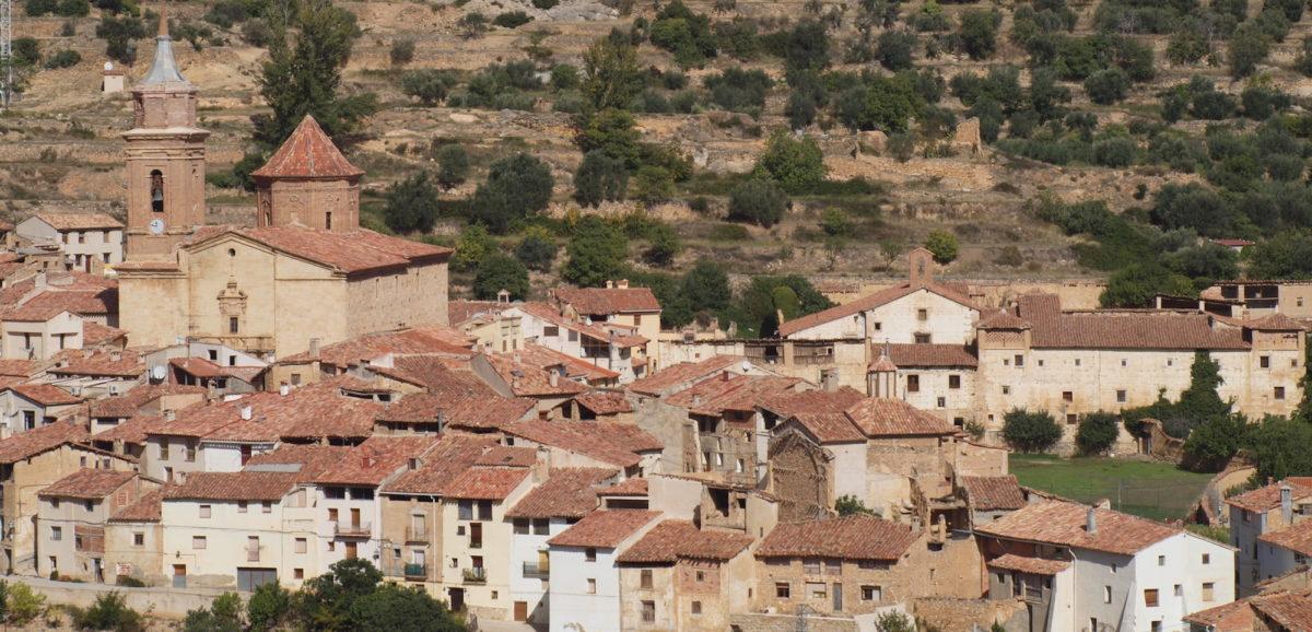 Cuevas Cañart Servitas monastery