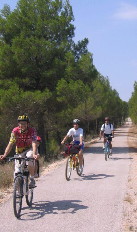 cycling Cretas to Xerta