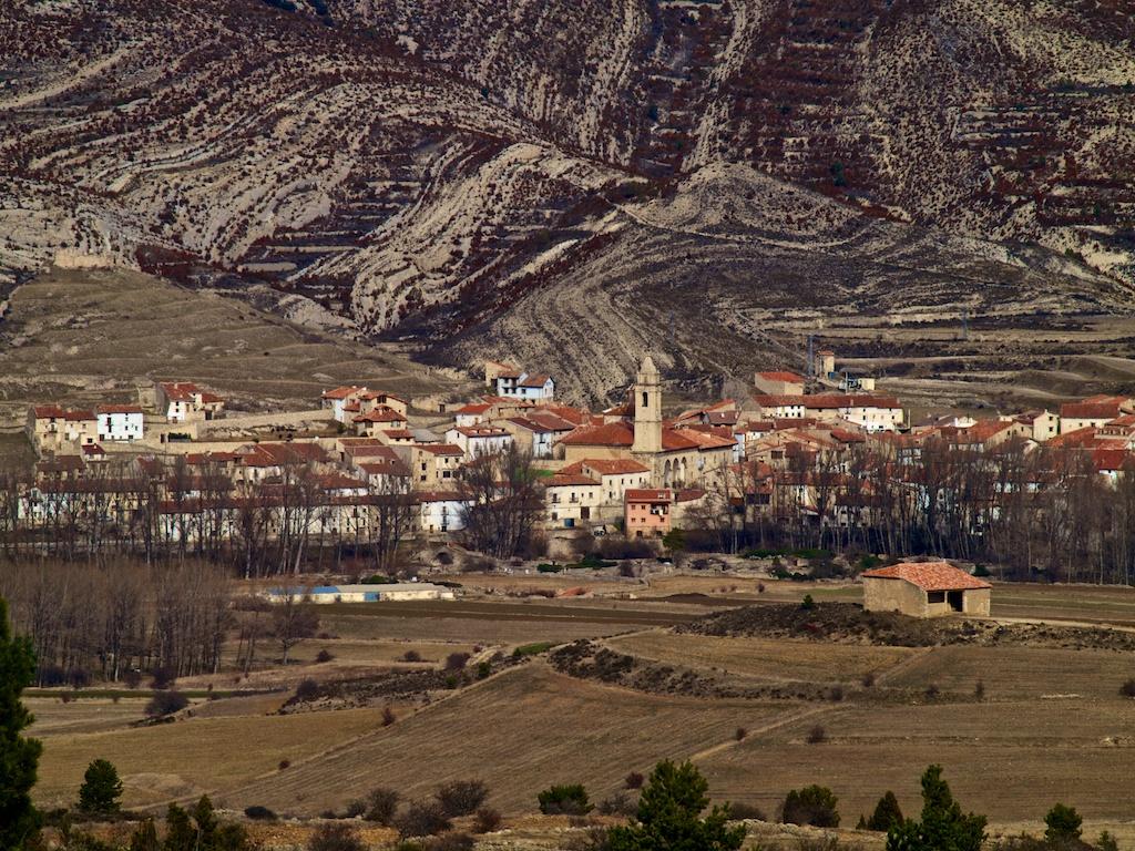 Fortanete village