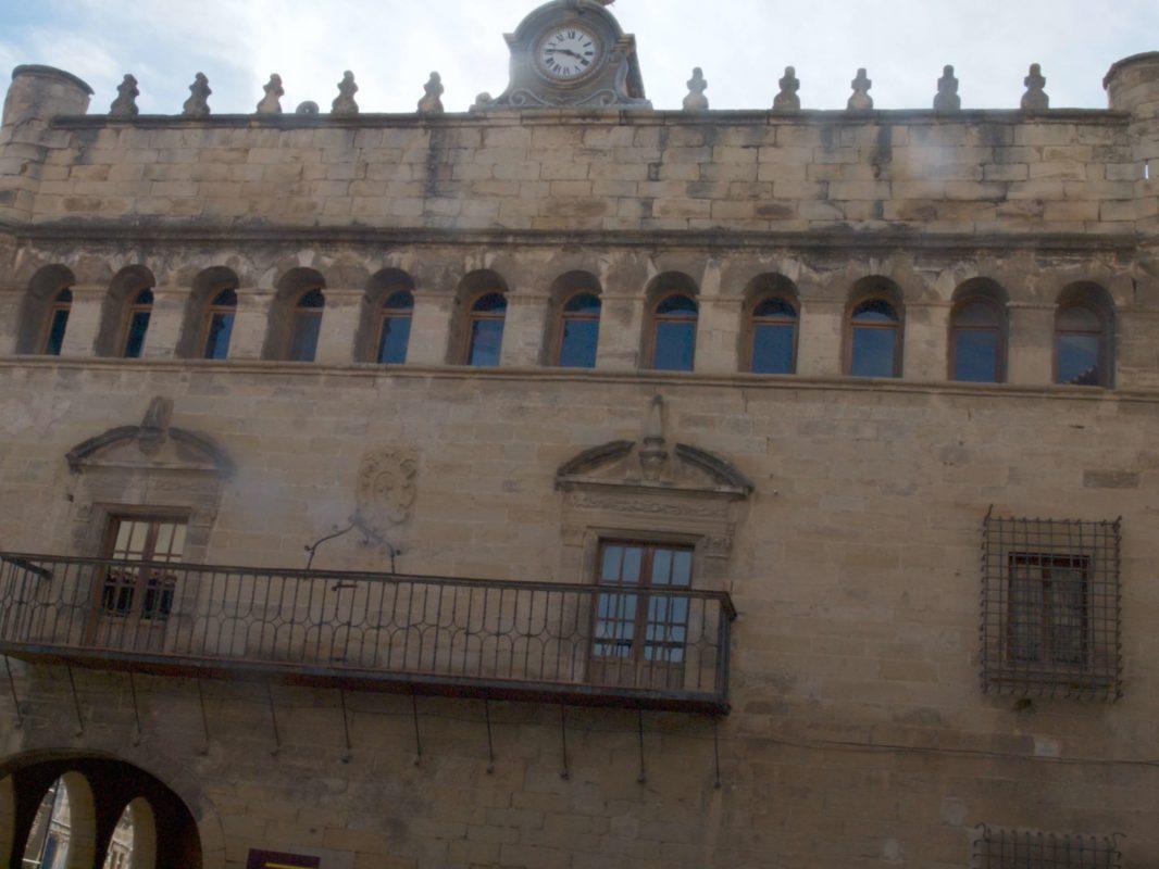 Fresneda renaissance architecture