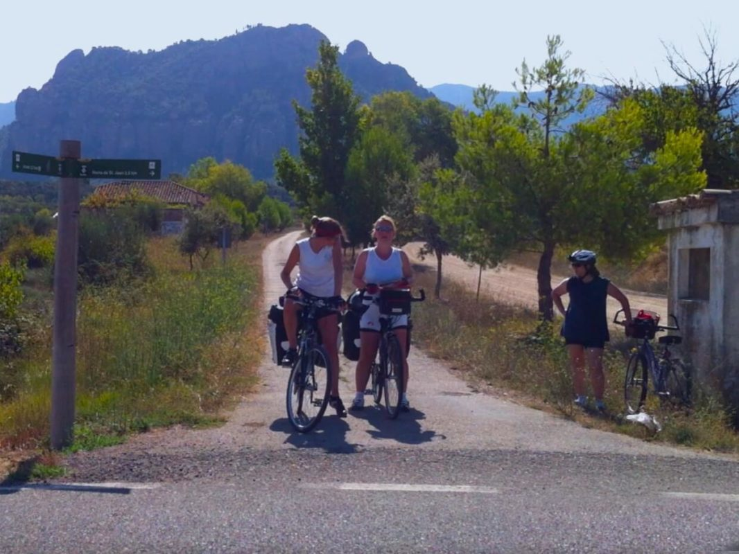 Greenway in Spain
