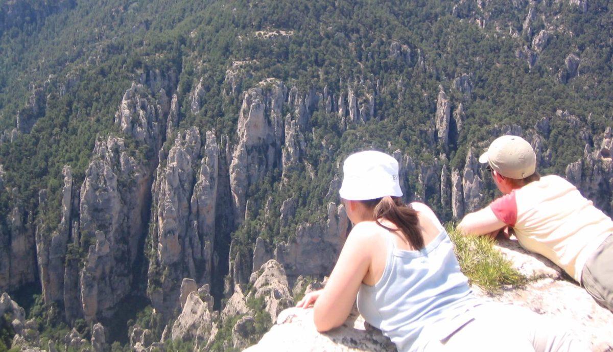 Guided hiking Els Ports