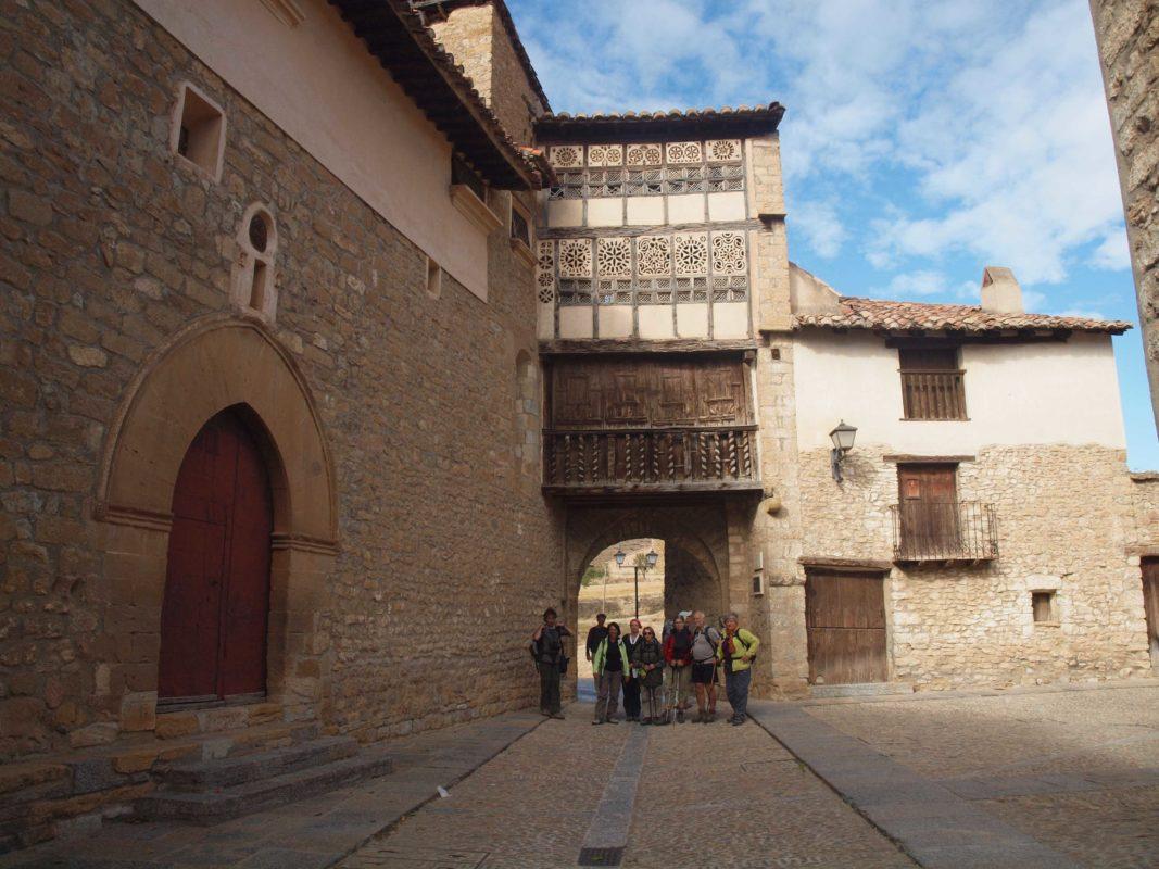Identity Mirambel nuns gate