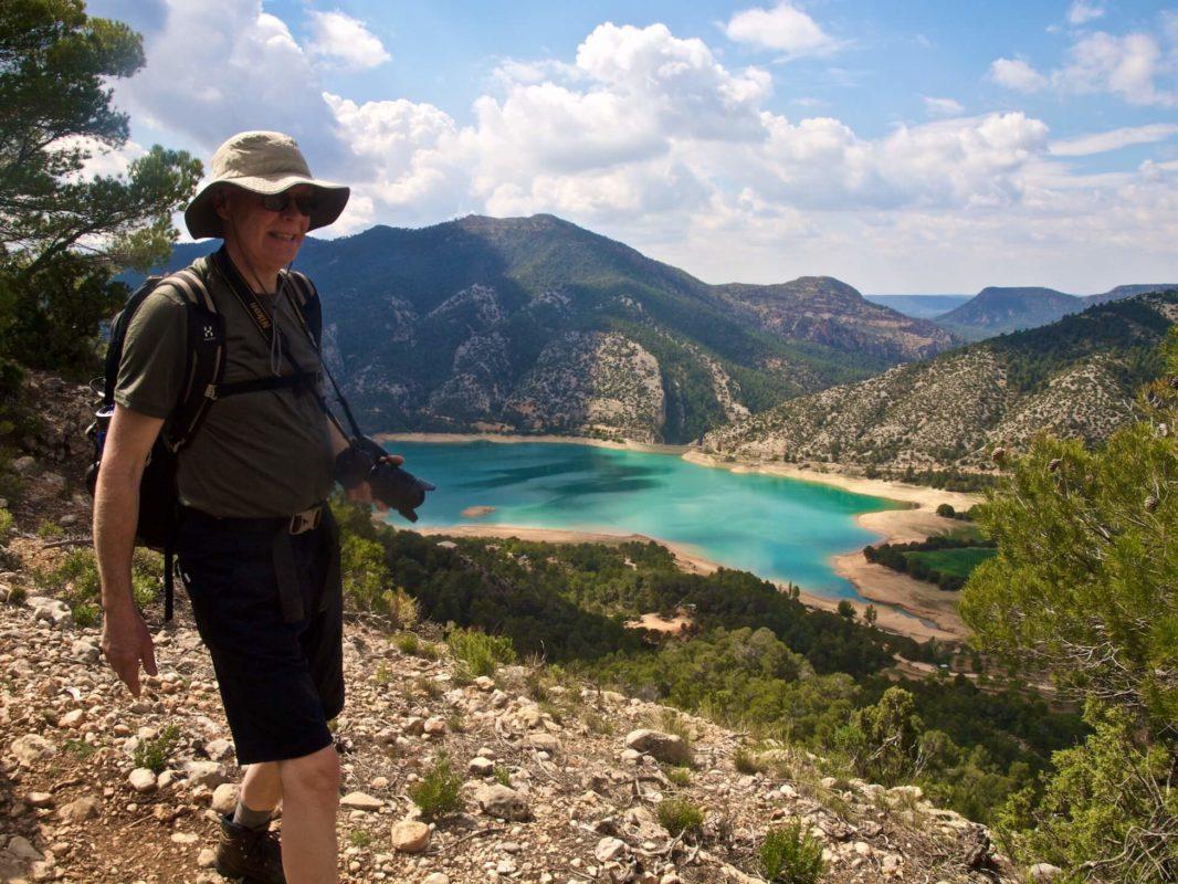 Las Crestas Beceite hiking