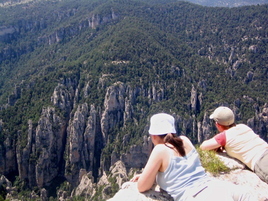majestic limestone massif