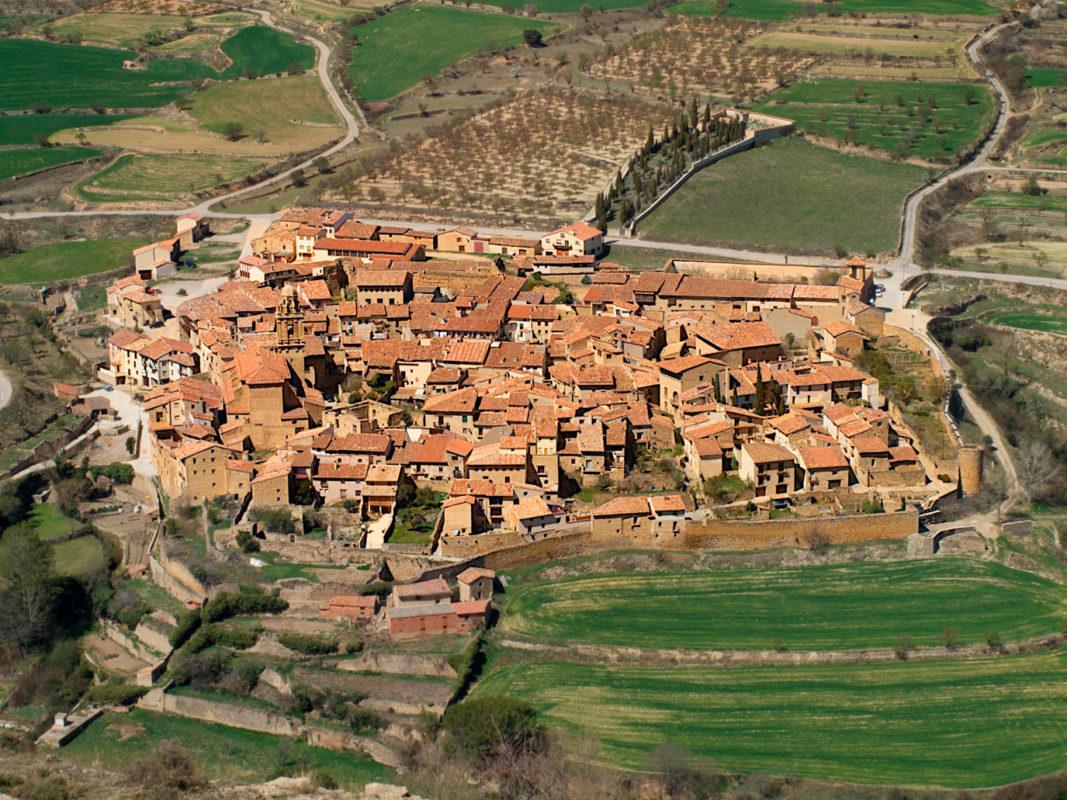 mirambel museum village