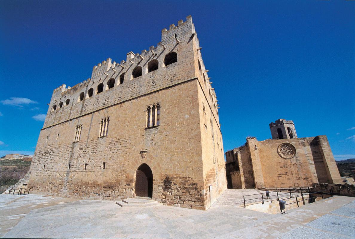 Valderrobres castle
