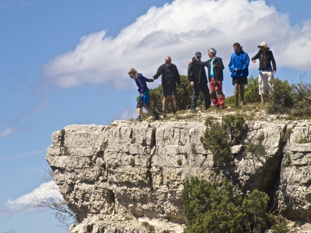 Roca Morera hiking