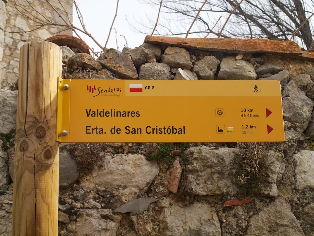 spanish senderos