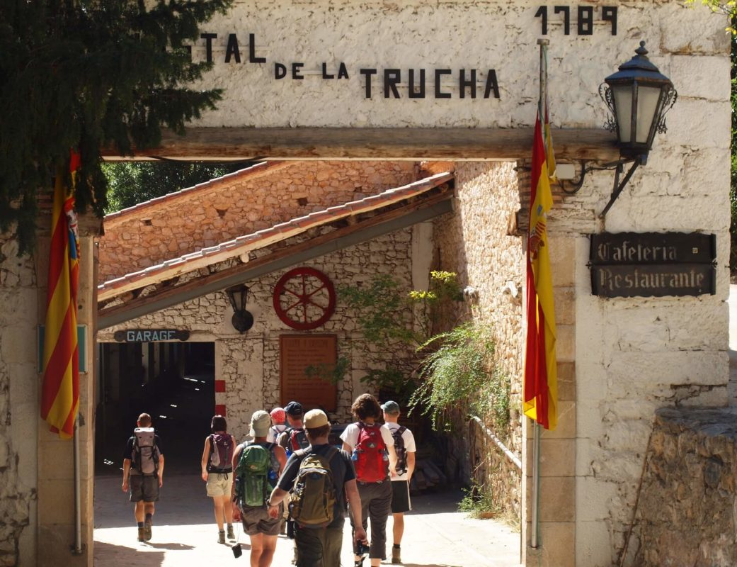 Trucha hotel