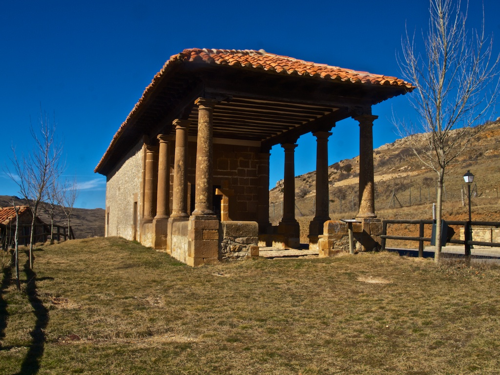 valdelinares chapel