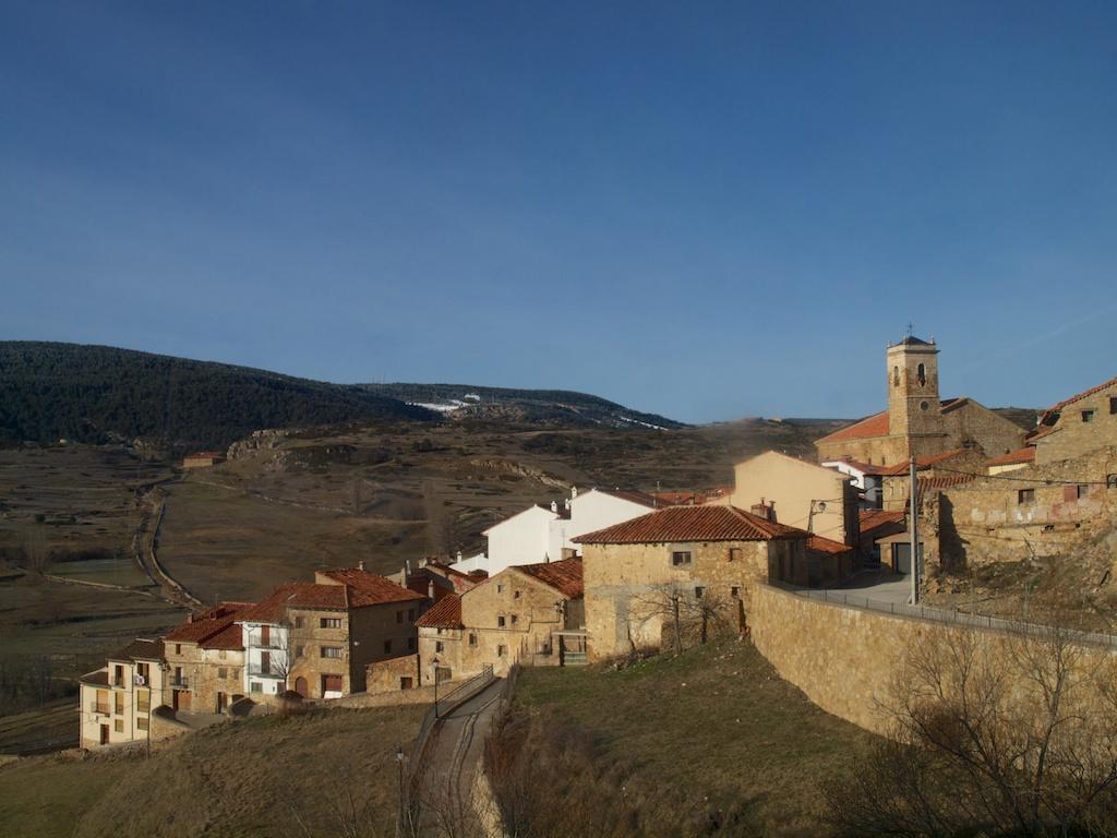 valdelinares highest village